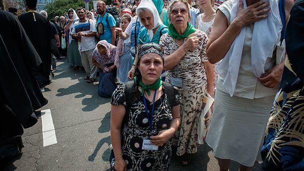 Хресна хода у Києві