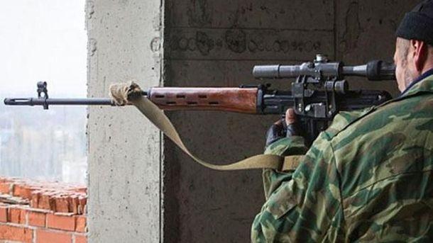 Огонь боевики открывают и по военным, и по гражданским