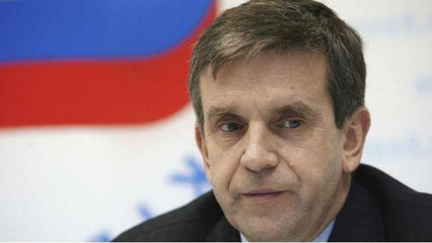 Зурабова працював в Україні з 2009 року