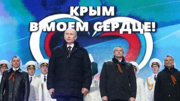 Путін готує в Криму масові чистки