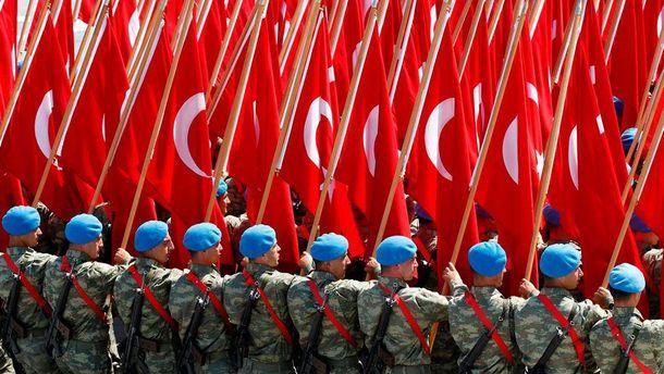 Турецькі війсськовослужбовці