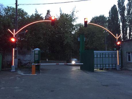 Експериментальний світлофор