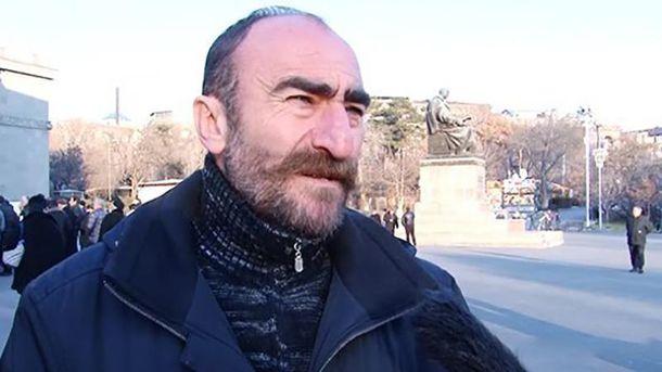 Павел Манукян