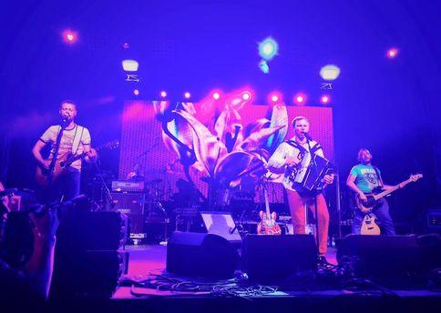 Концерт ВВ у Мінську
