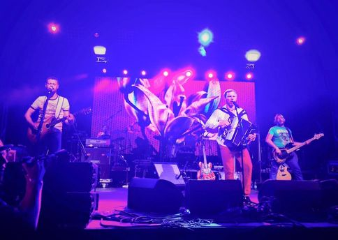 Концерт ВВ в Минске