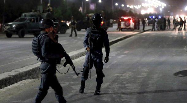 Афганские силы безопасности