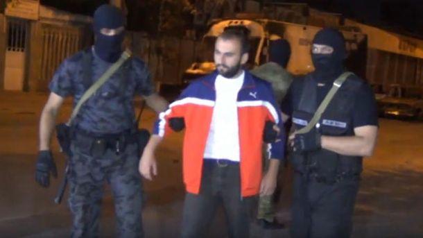 Как сдавались мятежники в Ереване