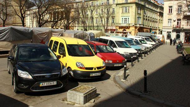 Подержанные иномарки стали доступными для украинцев