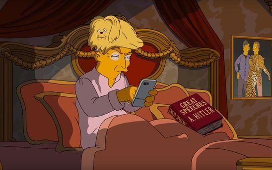 Дональд Трамп в