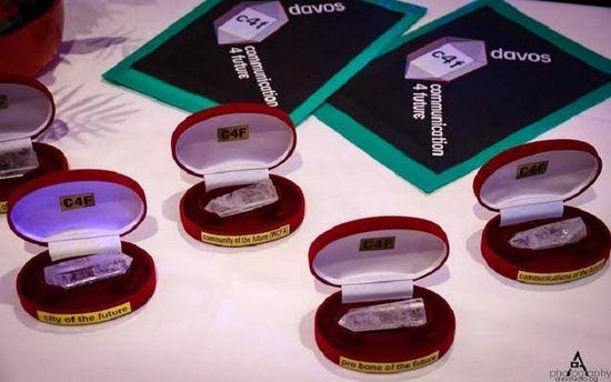 награды C4F Davos Awards