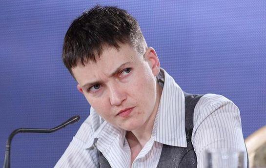 Кому вигідні заяви Надії Савченко?