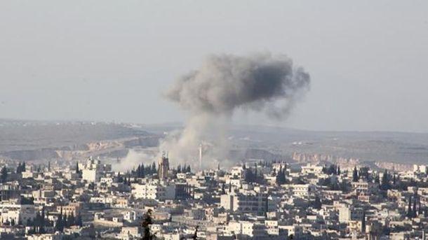 Росія готова й надалі завдавати авіаударів по населенню Сирії