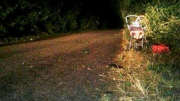 На місці жахливої аварії на Київщині