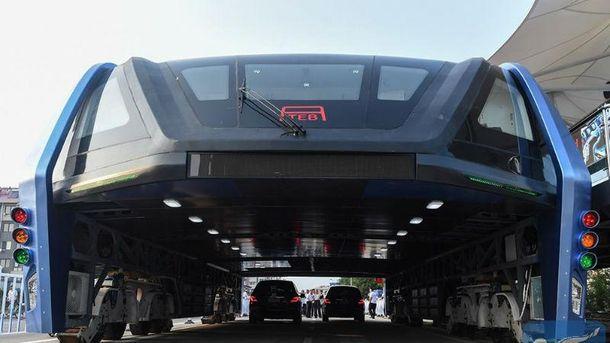 Автобус  будущего