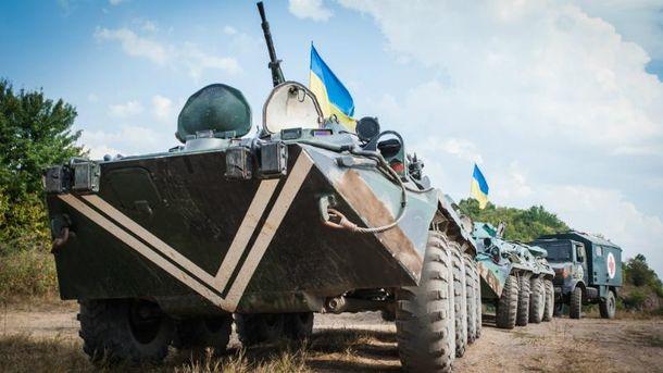 В лавах українських воїнів – без втрат