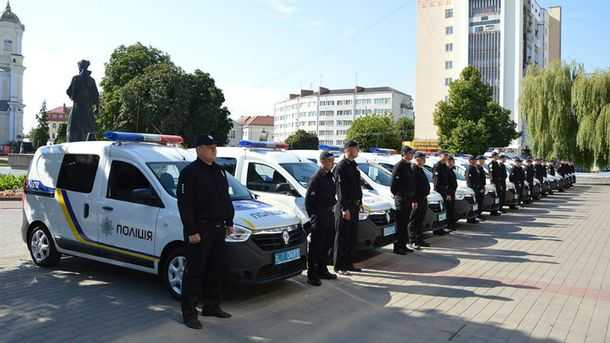 Нова поліція тепер працюватиме не тільки в Луцьку, але й в області