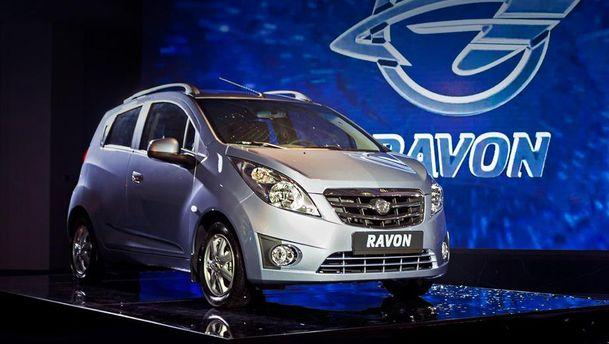 Автомобиль марки Ravon