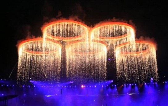 Церемония открытия Олимпийских игр-2012 в Лондоне