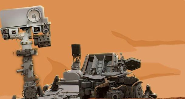 Марсоход из игры