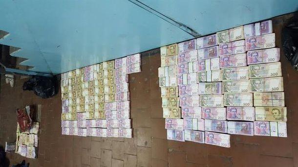 Вилучені гроші