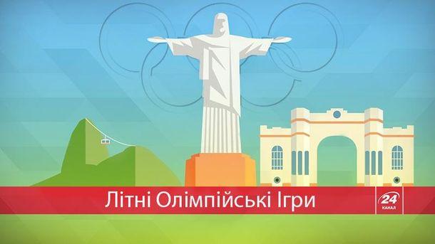 Українська команда на літніх Олімпіадах