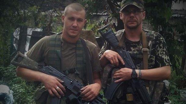 Євген Садовничий та Тарас Кириченко