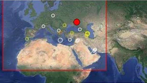 ВАзове иАзовском районе случилось землетрясение
