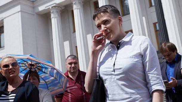 Савченко домовилась про обмін 2 на 2