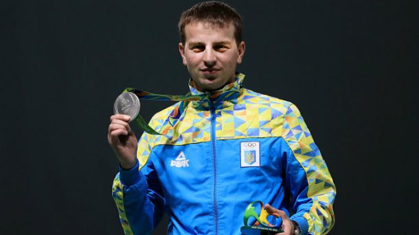 Сергей Кулиш завоевал для Украины первую медаль