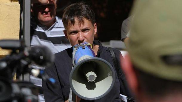 Эксперт оценил политическое будущее Надежды Савченко