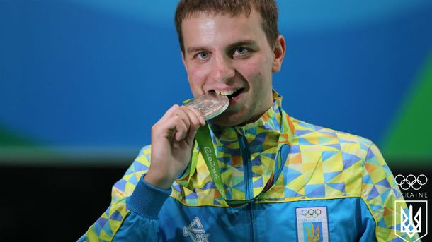Перша українська медаль у Ріо