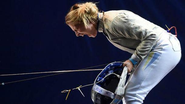 Ольга Харлан завоювала для України першу бронзу
