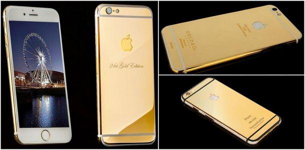 Дорогі iPhone