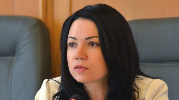 Виктория Сюмар