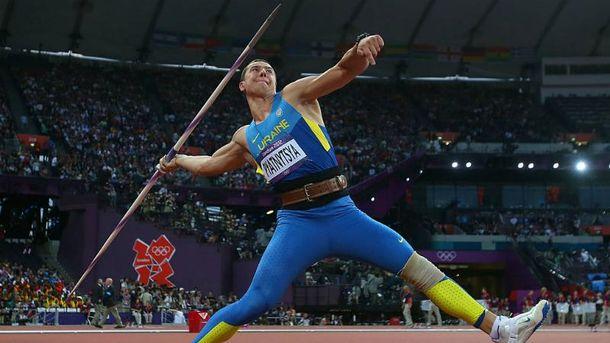 На Олимпиаде в Лондоне Пятница завоевал серебро