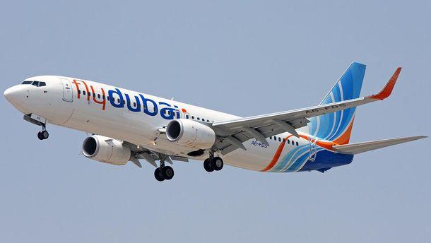 Boeing компании Flydubai