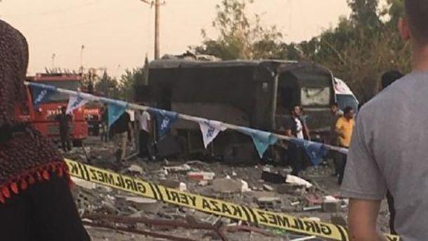 На сході Туреччини пролунав вибух
