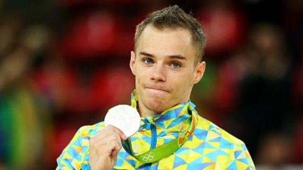 Гімнаст Верняєв завоював для України нову медаль