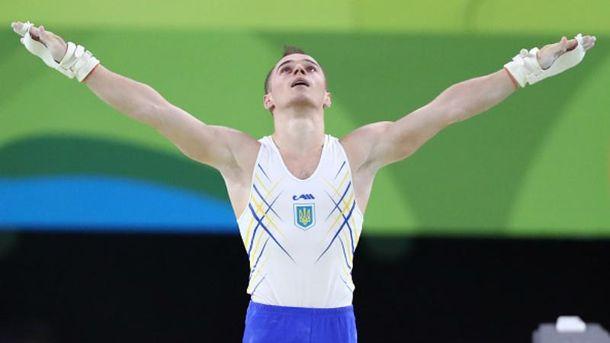 Олег Верняєв завоював срібло