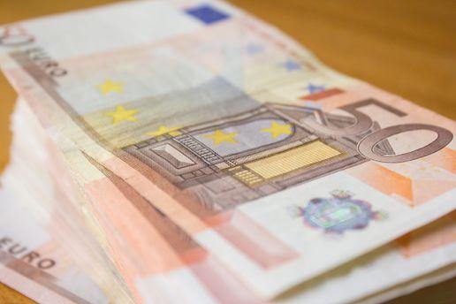 Евро немного подорожал