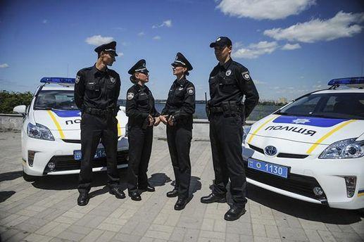 Поліція зупинятиме автомобілі