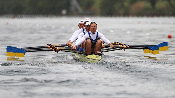Жіноча четвірка парна побореться за медалі Ріо