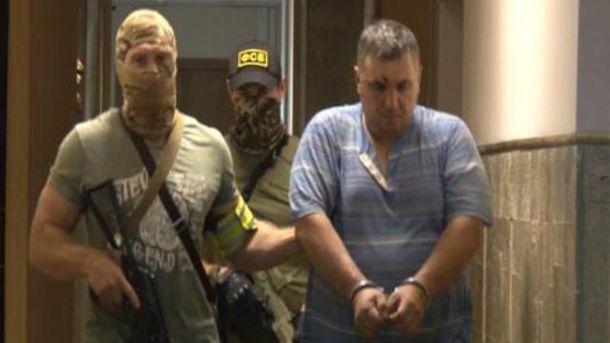 Окупанти звинувачують Панова в підготовці терактів в Криму