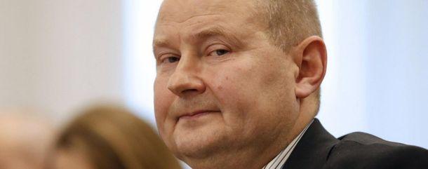 Судья Днепровского райсуда Киева Николай Чаус убежал