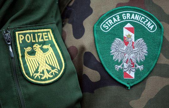Польский пограничник