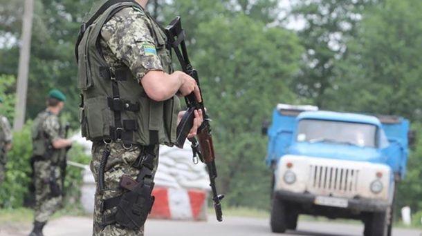 ВСумской области убили пограничника