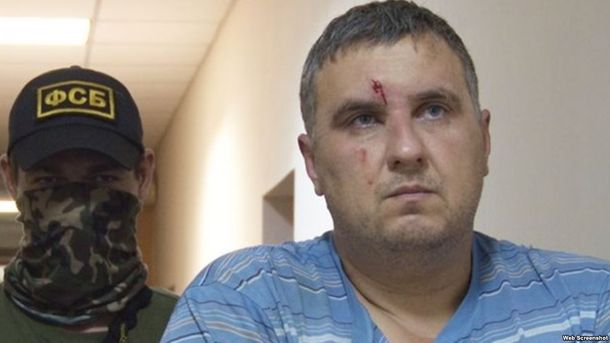 Евгений Панов не похож на диверсанта