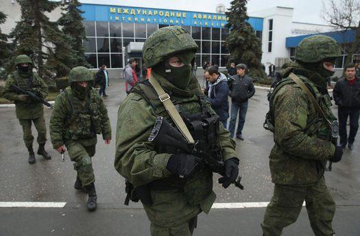 Провокации в Крыму выгодны только Путину