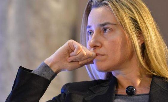 Могерини призывает избегать дальнейшей эскалации конфликта