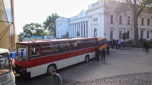 Марш рівності в Одесі